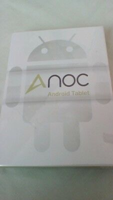 """Anoc 7"""" Android Tablet - Dual Core, 8 GB + Extras, brand new, sealed box"""