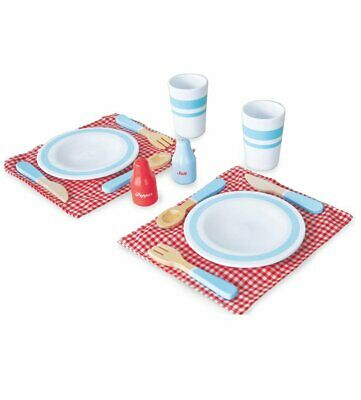 Indigo Jamm - Dining for Two Educational Wooden Toy