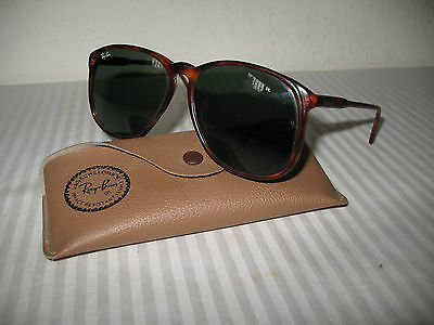 Ray Ban Sunglasses Vintage Bausch & Lomb Premier D/L 1571 Tortoiseshell