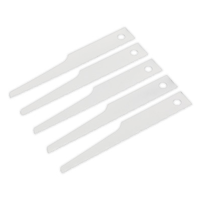 Sealey SA34/B24 air saw blade 24tpi pack of 5 (PVR)