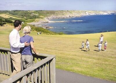 The Lizard, Cornwall. caravan holiday, 3nts 27th Oct (sea view platinum)