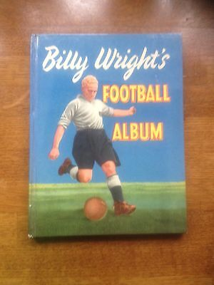 Billy Wrights Football Album