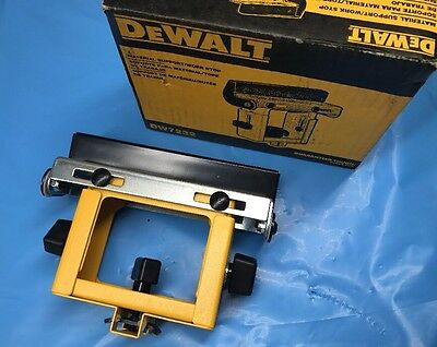 DEWALT DW7232 Miter Saw Workstation Material Support and Length Stop