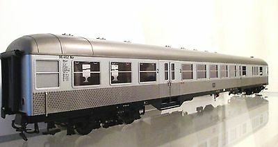 Wunder 1 Gauge hasenkasten Silberling Control Car New Condition Original Box