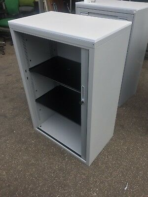 Tambour Roller Shutter Filing Cabinets Storage Solutions (1 Available)