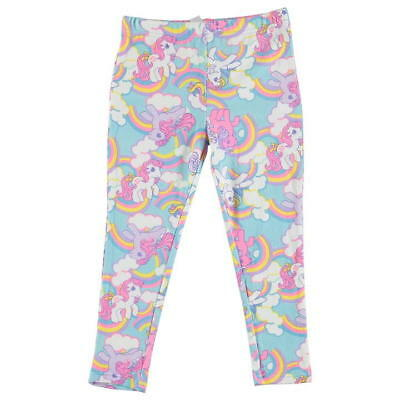 Girls Official Hasbro My Little Pony Leggings age 9-10 New With Tag