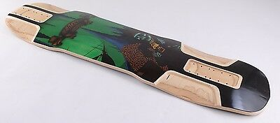 """37"""" Downhill Lonely Pirate Deck"""