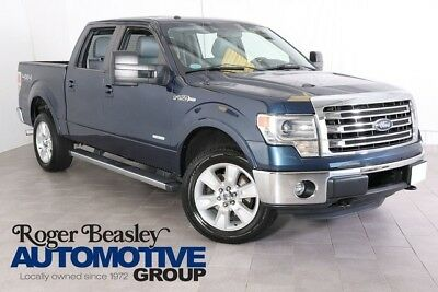 2013 Ford F-150 LARIAT SUNROOF LEATHER AC/HEATED SEATS NAV RCAMERA 2013 Ford F-150 Lariat SUNROOF NAV LEATHER AC/HEATED SEATS
