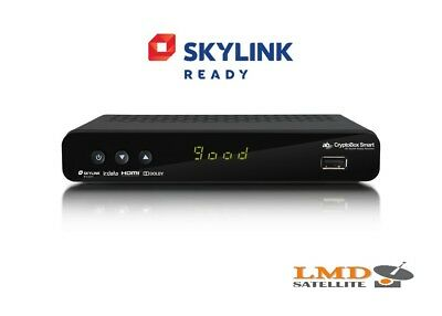 Skylink Ready AB CryptoBox Smart IRDETO ***NEW*** FASTSCAN Full HD 1080i USB EPG