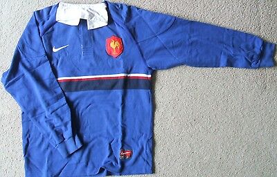 France retro rugby jersey (Nike)