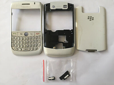 BlackBerry Curve 8900 Housing Front Fascia Keypad Rear Chassis Battery Cover