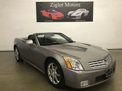 2004 Cadillac XLR Base Convertible 2-Door 2004 Cadillac XLR Navigation Heads up  Htd and cooled seats