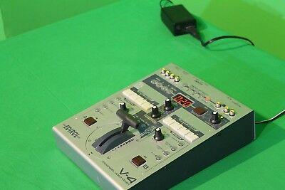 Edirol V-4 4 Channel Video Mixer, Switcher w/ Power Supply