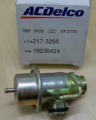 GM 19236424 AC Delco 217-3295 fuel pressure regulator Camaro Firebird Cadillac