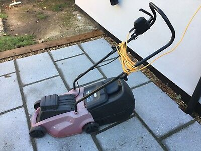 sovereign lawnmower Electric
