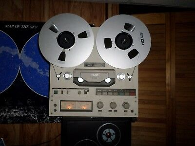 TEAC X-10  REEL TO REEL TAPE DECK RECORDER for parts or fix