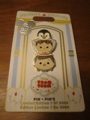 NEW Disney D23 Expo 2017 Limited Edition Mary Poppins Tsum Tsum Pin 1 of 3,000