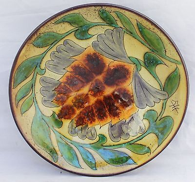 Vintage Art Pottery Bowl - Made In England By Chelsea Pottery