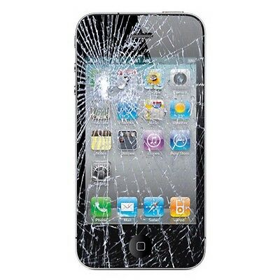 iphone 4/4S repair service digitizer glass touch screen LCD replacement service
