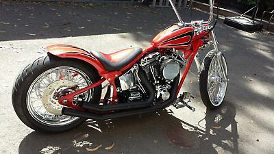 2001 Custom Built Motorcycles Bobber  OFTAIL CHOPPER BOBBER - CUSTOM PROFESSIONALLY BUILT