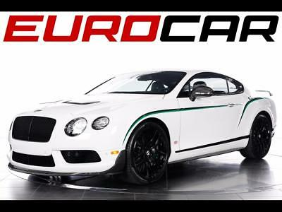 2015 Bentley Continental GT GT3-R 2015 Bentley Continental GT GT3-R - Flawless Carbon Fiber Loaded