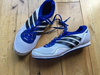 Adidas Arriba Junior Track Spike Running Trainers Size 4 (New)