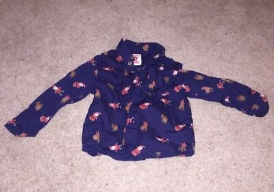 F&F Boys Christmas Shirt Size 18-24 Months