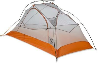 Big Agnes Copper Spur UL1-Ultralight Backpacking Tent + Footprint-Used-Near Mint