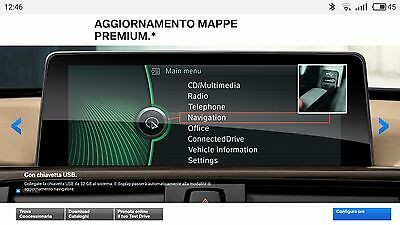 Bmw Road Map Europa 2017-2 Premium - Move - Motion - Next+Codice  FSC (Download)
