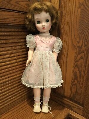"Vintage 24"" Madame Alexander Binnie Walker Doll"