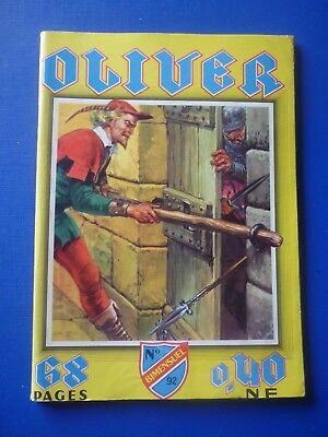 Editions IMPERIA  :  OLIVER  N° 92  -  1962  -  TTBE