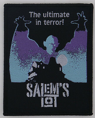 Salem's Lot PATCH - HORROR movie - Stephen King, Barlow, 80s, vampire