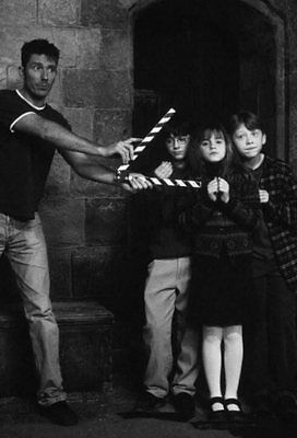 New 6 X 4 Photograph Behind The Scenes Making Of Harry Potter 9