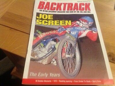Backtrack Speedway magazine March-April 2016