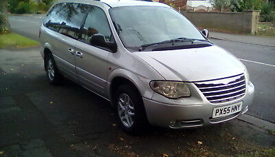 CHRYSLER GRAND VOYAGER 2.8 CRD Ltd AUTO, 7 SEATS,STOW N GO,LEATHER,CLIMATE