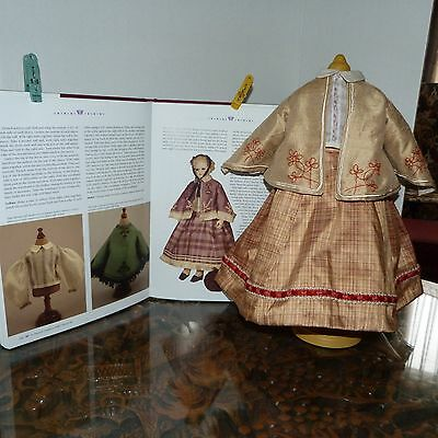 """Antique Style 18"""" French Fashion Doll Outfit"""