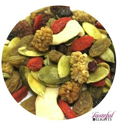 Natures Delight Mix Outdoor 200g x 12