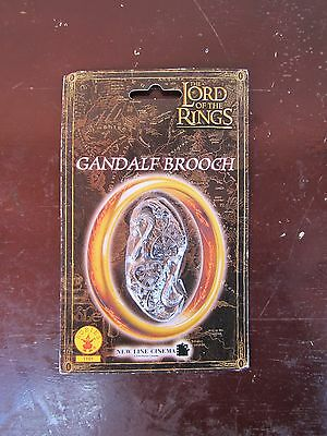 The Lord of the Rings (Gandalf Brooch) for sale by owner!!!