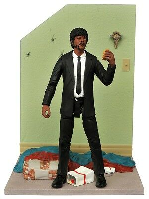 Diamond Select Pulp Fiction Select - Jules Winnfield Figur