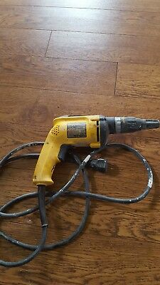 dewalt drywall screwdriver