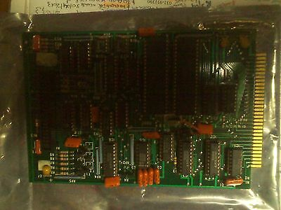 "simmons sds 7 CPU board, ""The brainless computer""  very rare"