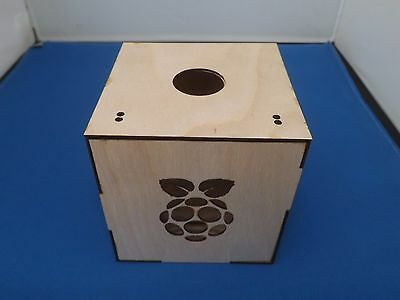 Raspberry Pi case for a Google AIY Project