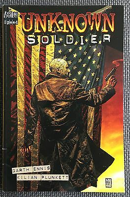 Unknown Soldier - Garth Ennis / Kilian Plunkett - Speed Comic