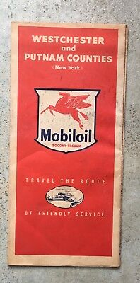 early gas station map sign Wisconsin standard oil company socony