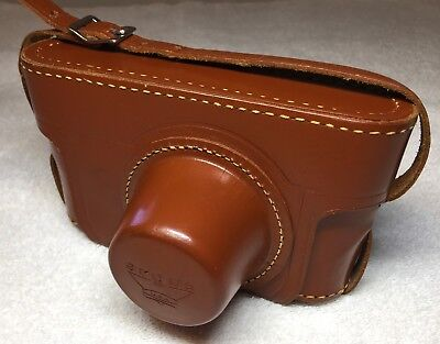 Argus Markfinder Model 21 Leather Case in nice condition.