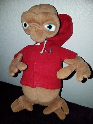 """E.t. Plush Toy 11"""" Tall Official Universal Studios Product"""