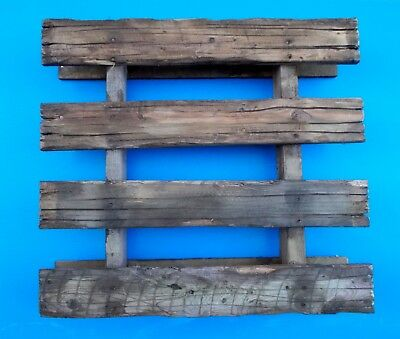 Rustic Distressed Upcycled Small Wood Pallets