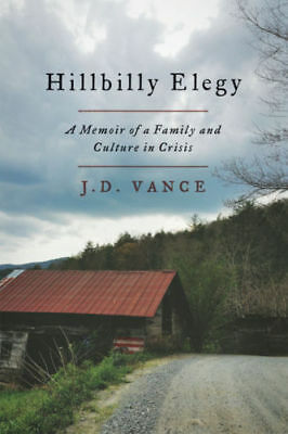Hillbilly Elegy A Memoir of a Family and Culture in Crisis - Ebook (EPUB ONLY)