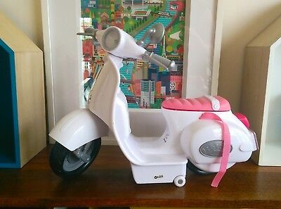 Toy Doll Scooter, Baby Born