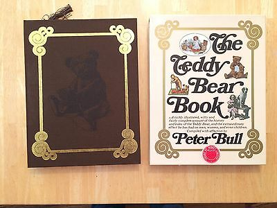 Vintage The Teddy Bear HC Book Signed Peter Bull Limited Collectors Edition